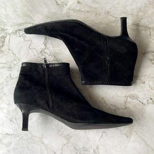 ANNE KLEIN | Heeled IFLEX ankle boots